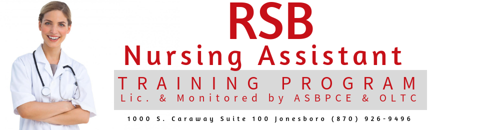 RSB Nursing Assistant Training Program